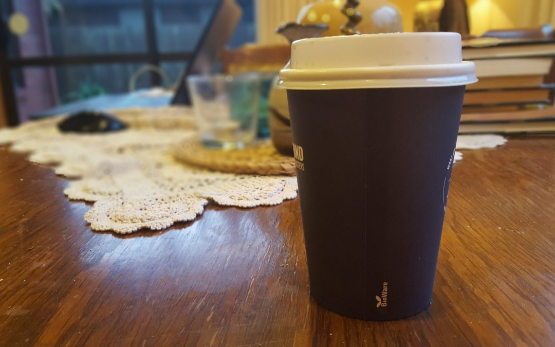 The Myth of Compostable Take-Away Coffee Cups