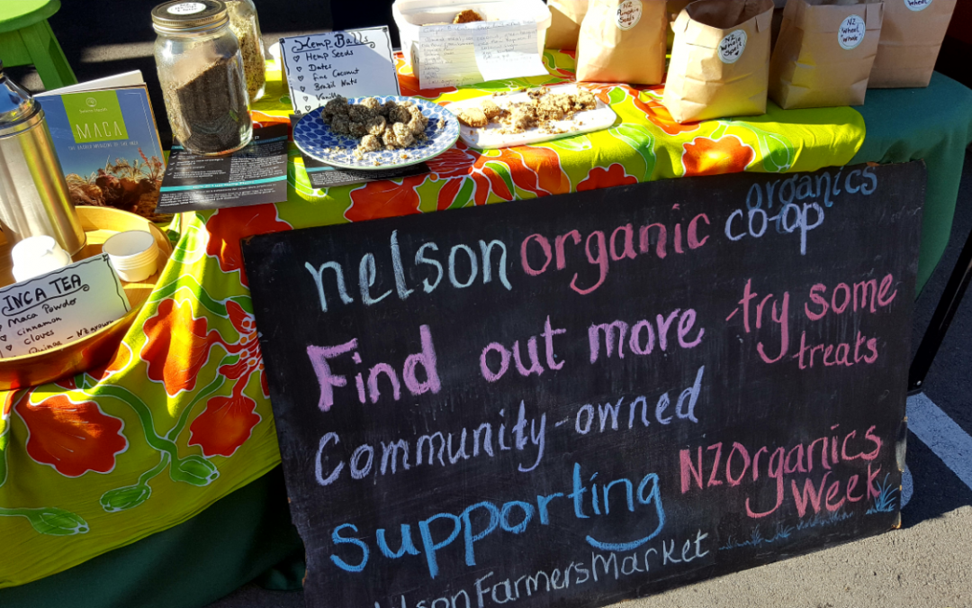 Organic Goodness In Nelson-Tasman, New Zealand